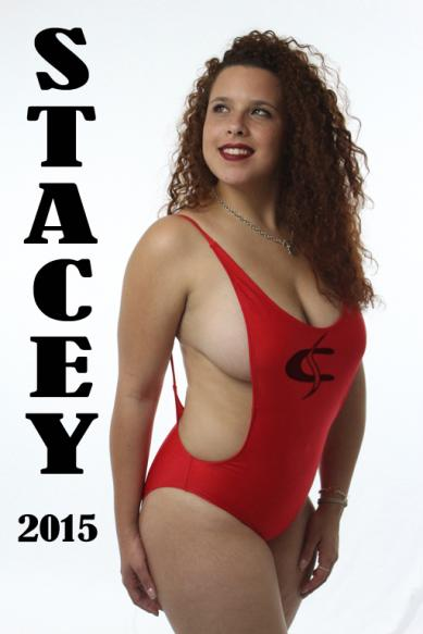 Stacey 2015 / Caribbean Swimsuit / Antonio Lugardo